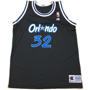 VTG Champion NBA Orlando Magic Shaquille O'Neal